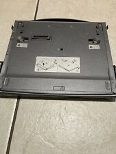 New listing Dell Latitude X200 Docking Station with floppy Disc Drive And Dvd-Rom Lot #221