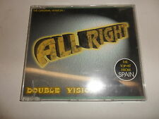 Cd   Double Vision  ‎– All Right