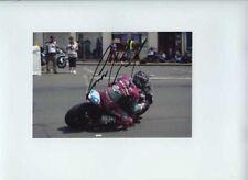 Conor Cummins Kawasaki Isle of Man TT 2009 firmado 5