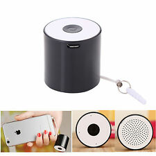 Portable Mini Bluetooth Speaker with Big Sound Pocket Size for Apple iPhone LG