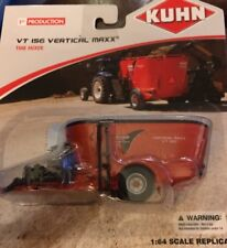 Kuhn Knight 1/64 Die Cast Farm Toy VT 156 Vertical Maxx TMR Mixer