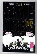 GRAVE DIGGERS UNION #1 - NM - 1 PER RETAILER Gold Foil variant cover!