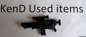G.I. JOE VINTAGE Duke Battle Corps rifle HASBRO 1993 weapon GI JOE
