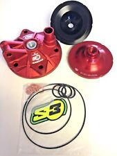 S-3 BILLET HEAD 3 CHANGEABLE COMBUSTION DOMES 2018/2019 GASGAS EC/XC 300 ENDURO