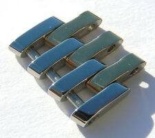 BREITLING NAVITIMER AIRBORN D33030 GLIED LINK STAHL GOLD 17,22MM