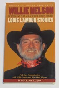 Audiobook Willie Nelson Louis L'Amour Dutchman's Flat & Black-Rock Coffin Makers