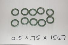 Boca Bearing Green Seal Bearing 0.5 x .75 x .1567 Losi Eight 10 pack R1212-2GS-
