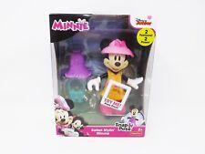 Disney Jr. Minnie Mouse Snap N' Pose - New - Safari Stylin' Minnie