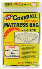 Warp Brothers CB-86 Banana Bags Mattress Bag, King Size, 86-Inch by 92-Inch
