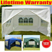More details for 3x3m 3x6m heavy duty gazebo waterproof marquee canopy commercial market stall