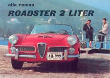 Alfa Romeo 2000 & 2600 Dvd Manual - Spider, Sprint