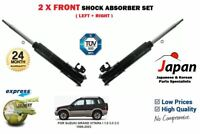 FOR SUZUKI GRAND VITARA I 1.6 2.0 2.5 1998-2003 FRONT SHOCK ABSORBER SHOCKER SET