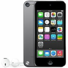 BRAND NEW Apple iPod touch 16GB MP3 Player 6th Generation Latest Space Gray