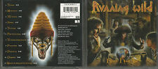 Black main Inn Running Wild CD Electrola