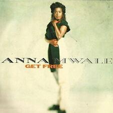 "12"" Maxi Anna Miwale Get Free (The Eden Upstairs Remix, Radio Edit) 90`s CBS"