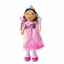 Groovy Girl Doll Fairybelle Cricket Cloth Pink Fairy Manhattan Toy 3yrs+ NEW