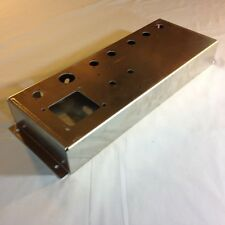 Blank front face 18 watt style Tube Amp Chassis for Project DIY