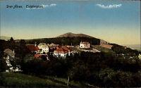 ~1910 CPA Drei Ähren Totalansicht AK Vogesen Frankreich Region Colmar Türkheim