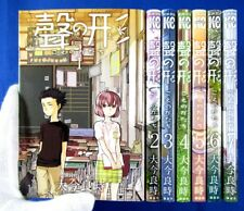 A Silent Voice Koe no Katachi 1-7 Comic Complete set /Japanese Manga Book  Japan