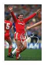 More details for kenny dalglish liverpool fc reproduction autograph poster with choice of frame