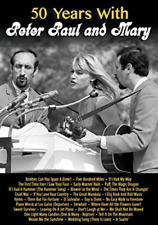 50 Years With Peter Paul and Mary - DVD Region 1