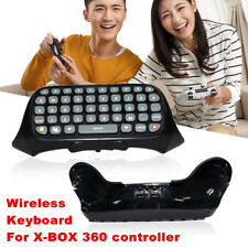 Mini Wireless Controller Keyboard Game Messenger Keypad ChatPad For X-BOX
