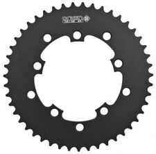 Origin-8 BMX/SS/FIXIE Chainrings Chainring 10h Or8 47t 110/130 Blk 3/32