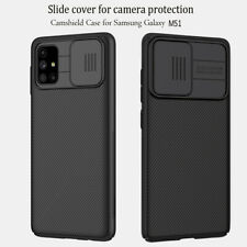 Nillkin For Samsung Galaxy M51 Slide Cover for Camera Protection PC Hard Case