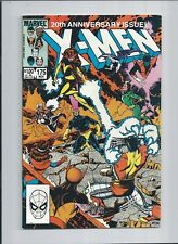 X-Men #175 NM- 1983 Marriage of Cyclops (Scott Summers) and Madelyne Prior!