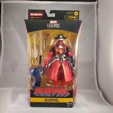 Deadpool Pirate Marvel Legends BAF Strong Guy Series - Figure #7 w/ BAF Left Leg
