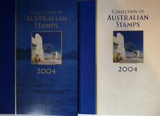 Collection of Australian Stamps 2004 Album
