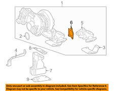 MERCEDES OEM 12-14 ML350 Turbo Turbocharger-Gasket 6421420481