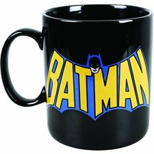 Half Moon Bay Classic Batman Retro Logo Giant Mug