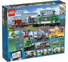 LEGO City Cargo Train - 60198