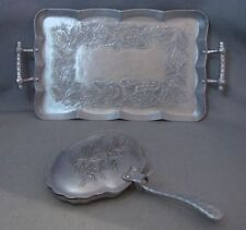 Everlast Forged Aluminum Tray And Silent Butler