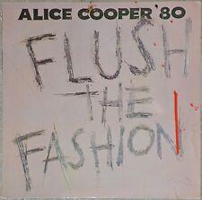 33t Alice Cooper 80 - Flush the nation (LP) - 1980