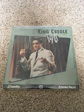 Elvis - King Creole Laserdisc - BRAND NEW RARE