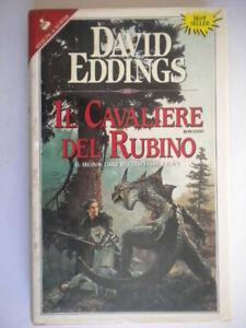 Il cavaliere del rubino L'epopea degli Elene 2eddings davidSperling fantasy 1a