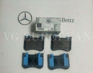 Mercedes-Benz SL-Class Genuine Front Brake Pad Set, Pads SL550 2013-2016