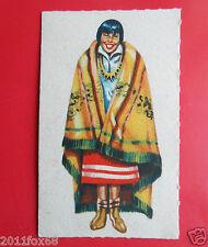 figurine costumi delle due americhe 12 indiana pueblo pueblos cards figurines