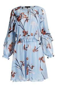 SABA Boheme Mini Dress Multi (Size 6) (Brand New With Tags)