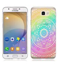 Case Galaxy A3 2017 Mandala Arc in Sky Multicolor