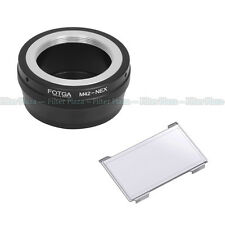 FOTGA M42 42mm Lens to Sony E-Mount NEX-3 NEX5 NEX-7 EX-5N NEX-5C Adapter ring