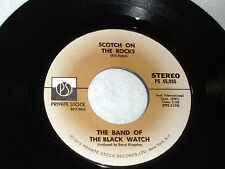 Band of the Black Watch: Scotch on the Rocks / Let's Go To Jersey [Unplayed ]