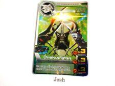 Animal Kaiser Evolution Evo Version Ver 7 Silver (S095E: Chivalrous Fighters)