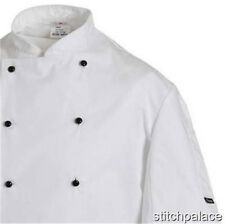 Dennys AFD Thermocool Chef Jacket XS-4XL Black or White