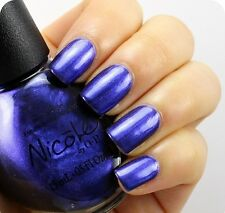 NEW! Nicole By OPI Modern Family nail polish lacquer What's The Mitch-uation?