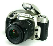 NIKON N60 35mm SLR film camera & 35-80mm Lens