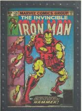 Iron Man 2 Comic Covers Chase Card CC8