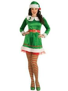 Womens Elf Dress, As Shown, Size Medium JqOR